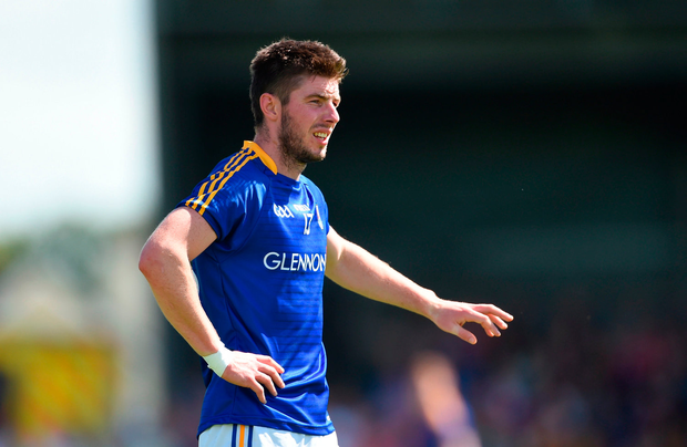 Robbie Smyth: To the fore. Photo by Ramsey Cardy/Sportsfile