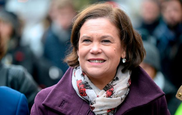 Mary Lou McDonald. Photo: Justin Farrelly