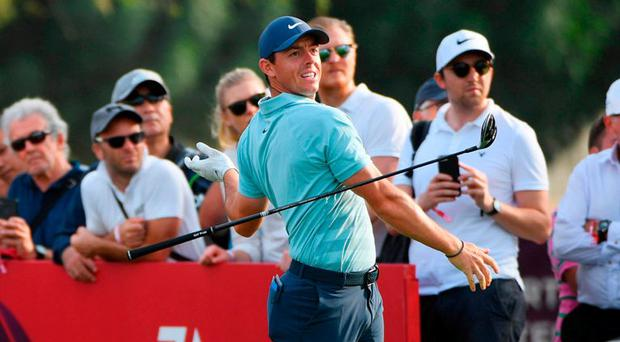 Rory McIlroy frustrated after failing to seal the deal in Dubai