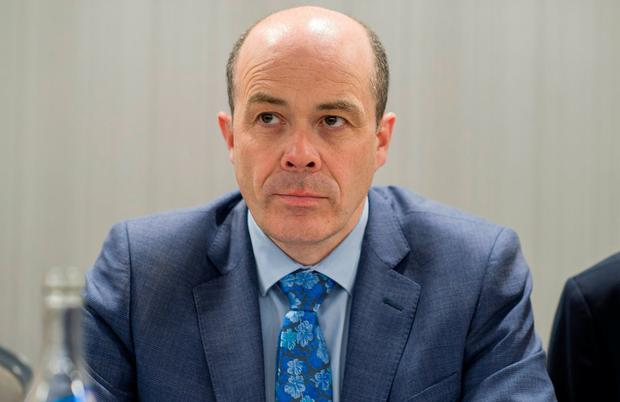 Communications Minister Denis Naughten. Photo: Doug O'Connor