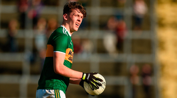 David Clifford had more assists than a St Bernard in the first half. Photo by Diarmuid Greene/Sportsfile