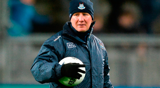 'Look how many of the Dublin players have improved under the tenure of Gavin.' Photo by Piaras Ó Mídheach/Sportsfile
