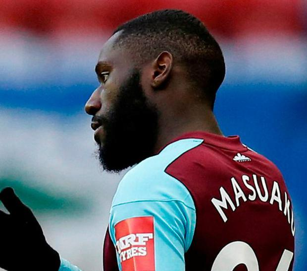 West Ham United's Arthur Masuaku. Photo: Andrew Yates/Reuters