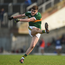 28 January 2018; Seán Ó Sé of Kerry kicks a free during the Allianz Football League Division 1 Round 1 match between Kerry and Donegal at Fitzgerald Stadium in Killarney, Co. Kerry. Photo by Diarmuid Greene/Sportsfile