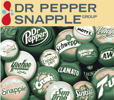 'Shares of Dr Pepper jumped nearly 37pc in premarket trading to $131 on Monday and were set to open at a record high.'
