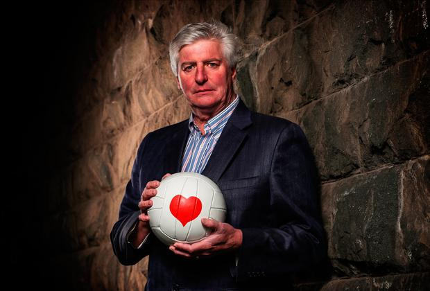 Michael Lyster Picture: INPHO/Billy Stickland