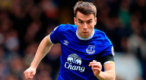 Coleman: Nearly back to fitness Photo: PA