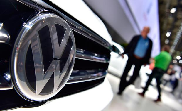 The New York Times reported that three German car makers, including VW, had paid for a research group to conduct emission tests that were designed to defend the use of diesel . Photo: Getty Images