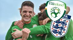 Declan Rice is set to commit his future to Ireland