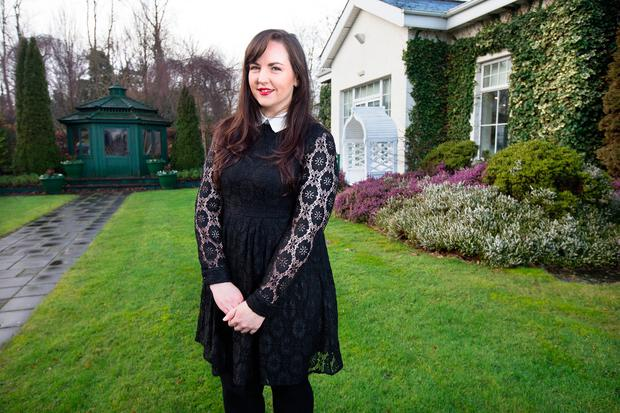 Aoife Kirwan, who has been diagnosed with multiple sclerosis. Photo: Tony Gavin