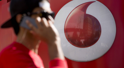 The company has developed an 'internet of things' service called 'V By Vodafone'