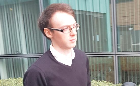 Matthew Horan: collected pornographic images of girls