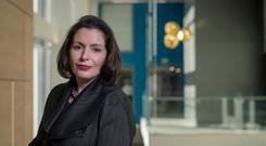 Francesca McDonagh: CEO said lessons must be learned Picture by Fergal Phillips