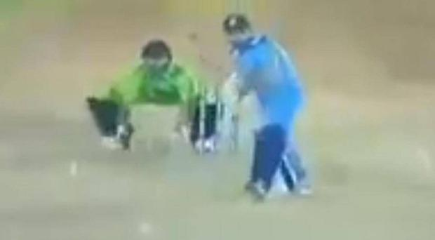 Watch uae cricket match under investigation over match for Farcical in arabic