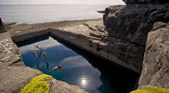 Serpent's Lair - Inis Mór, Aran Islands (Wild Atlantic Way)