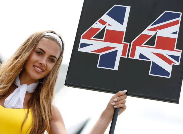 F1 will no longer use grid girls after bowing to pressure to ban the practice ahead of races. Getty