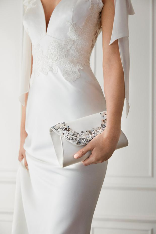 b755b5ec047 In the bag: 30 seriously stylish bridal clutch bags to complete your ...