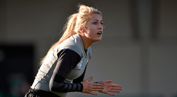 Ireland Sevens star Megan Williams will make her debut of the Irish Women's team against France this Saturday.