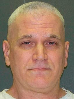 FJohn Battaglia appears in a police booking photo provided by the Texas Department of Criminal Justice March 29, 2016. Texas Department of Criminal Justice/Handout via REUTERS/File Photo