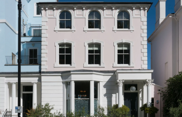 60 Regent's Park Road is on sale for £11.25m. Photo: Aston Chase