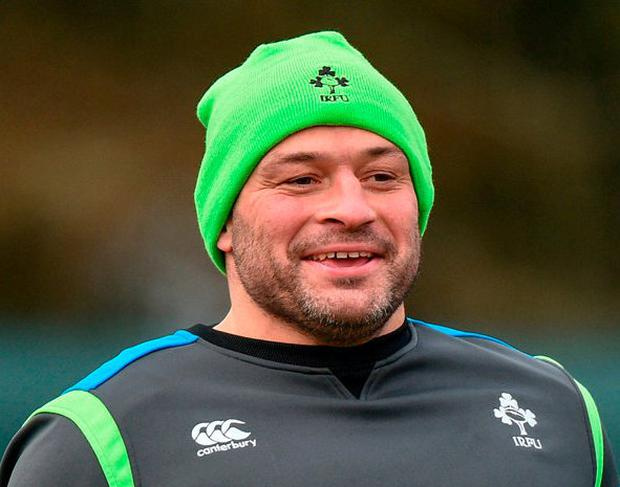 Rory Best. Photo: Matt Browne/Sportsfile
