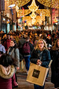 The State's record Vat take in January signals buoyant consumer spending during the run-up to Christmas.