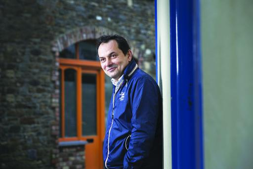 """Bantry-based Mark Gaffney says the rewards for his volunteering were """"immense"""""""