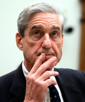Federal Bureau of Investigation Director Robert Mueller