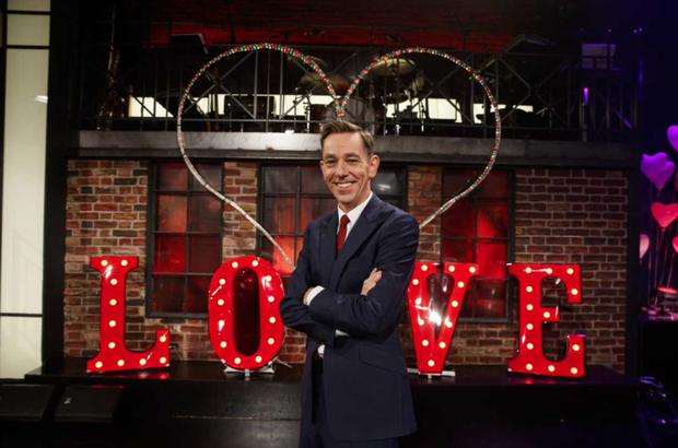 Ryan Tubridy. Photo: RTE