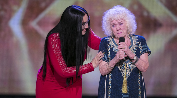 Ireland's Got Talent semi-final shock as favourite Evelyn Williams is sent home