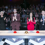Ireland's Got Talent judges Denise Van Outen, Jason Byrne, Michelle Visage and Louis Walsh