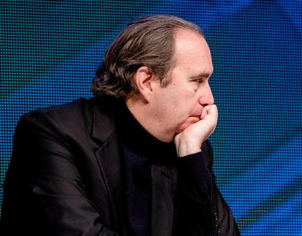 The recent takeover of Eir by French telecoms billionaire Xavier Niel seems to have been a factor in Eir's withdrawal from the process. Photo: Marlene Awaad/Bloomberg