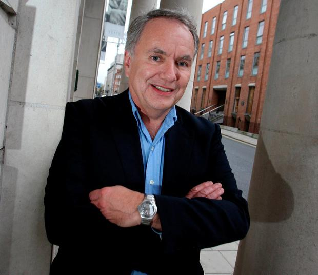 Peter Conlon said in 2015 that there was 'potential to bring Ammado to be a global internet company'. Photo: Fergal Phillips/The Sunday Times
