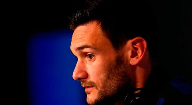 Hugo Lloris: 'The manager tries to teach us every day to be brave and have no fear of the opposition, even if Liverpool is an aggressive team too'. Photo: Getty Images