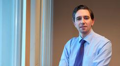 Health Minister Simon Harris Picture: Damien Eagers