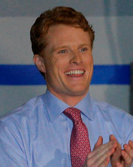 Response: Joseph Kennedy. Photo: Reuters
