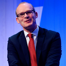 Doubts: Simon Coveney is uneasy with the legislative consequences of a pro-abortion vote. Picture: Caroline Quinn
