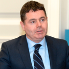 Minister for Finance Paschal Donohoe.