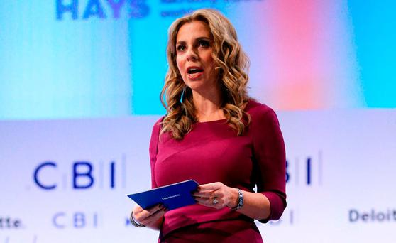 Facebook's Nicola Mendelsohn announces she has incurable cancer
