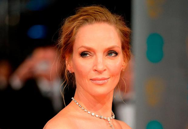 Uma Thurman. Photo: PA
