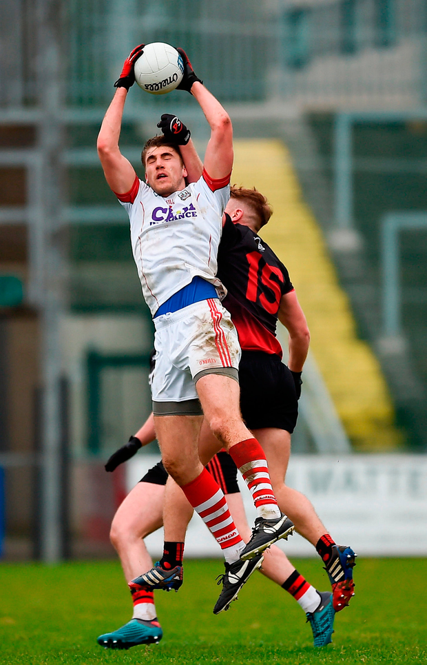 Ian Maguire of Cork in action. Photo by Philip Fitzpatrick/Sportsfile