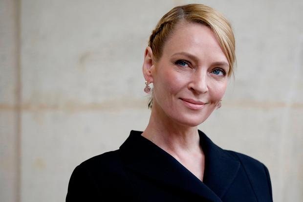 Accusation: Uma Thurman. REUTERS