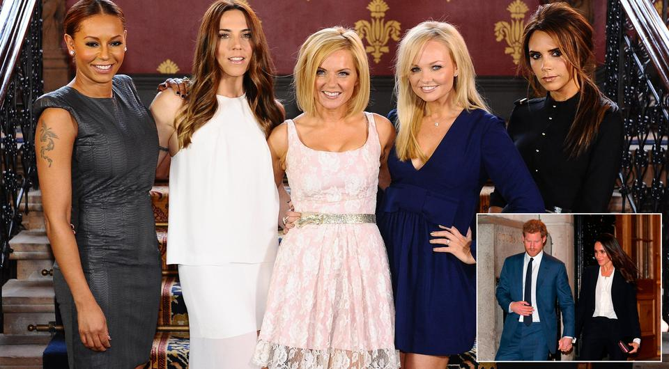 Spice Girls would reportedly love to launch comeback at royal wedding