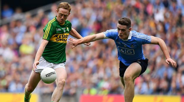 Colm Cooper was incredibly accurate from the boot