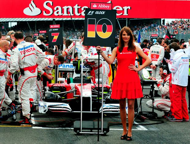 Formula One has announced that grid kids will replace grid girls from the start of the 2018 season. See PA story AUTO Grid. Photo credit should read Rui Vieira/PA Wire