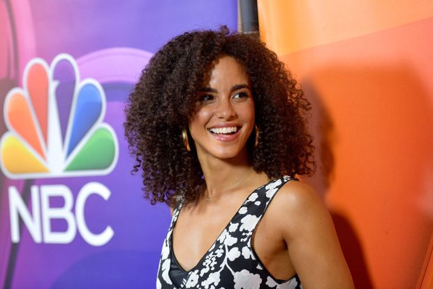 BEVERLY HILLS, CA - AUGUST 03: Actor Parisa Fitz-Henley at the NBCUniversal Summer TCA Press Tour at The Beverly Hilton Hotel on August 3, 2017 in Beverly Hills, California. (Photo by Matt Winkelmeyer/Getty Images)
