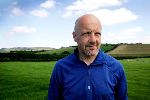 Plate metre analysis indicates that Michael Duffy has reasonable grass covers on his fields