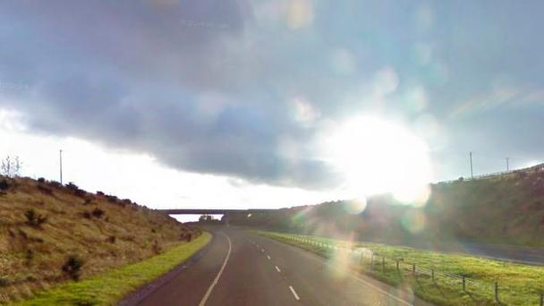 The M8 southbound near Cahir (Photo: Google Maps)