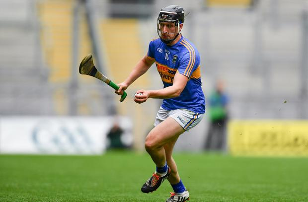 Tipperary's Dan McCormack is recovering from a cartilage issue which will keep him out for four to five weeks. Photo: Sam Barnes/Sportsfile