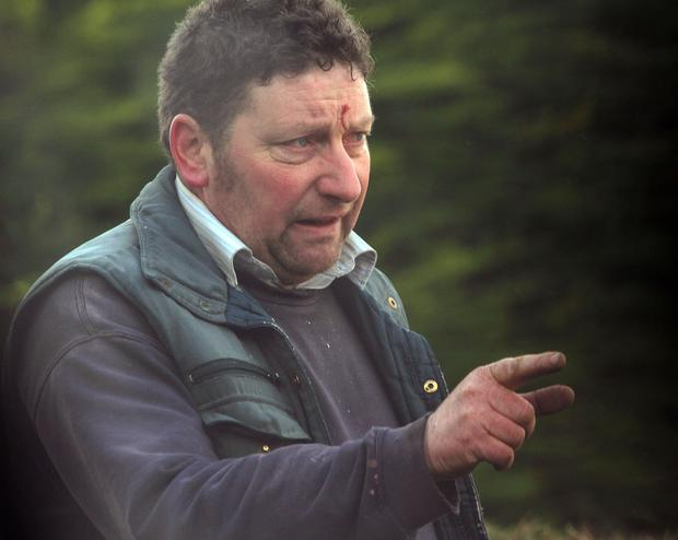 Derry Sheep farmer Brian McEldowney, shot a killed neighbour's pet dog